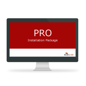 PRO - Installation Package