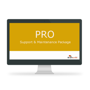 PRO - Support Package
