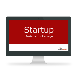 Startup Odoo Installation Package