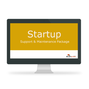 Startup - Support Package