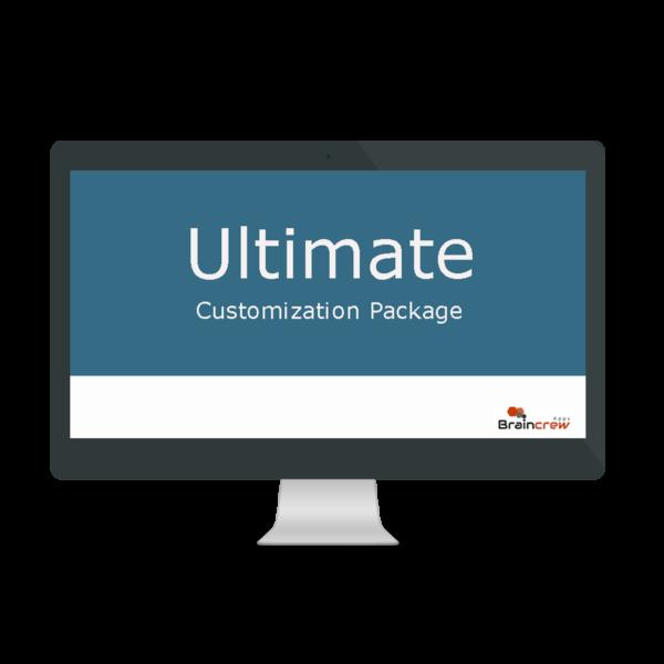Ultimate - Customization Pack