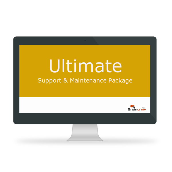 Ultimate - Support Package